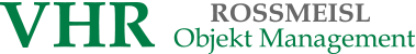 VHR Objekt Management Logo